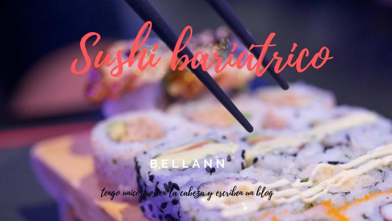 [Review] Sushi para Bariátricos – NIU Sushi